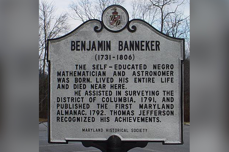 benjamin banneker historical park and museum