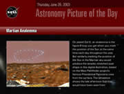 Viewspace2015 Astronomy Picture of the Day